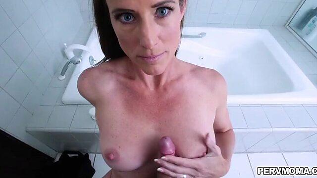 mature home sex