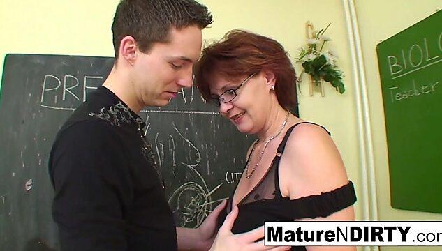 mature teacher