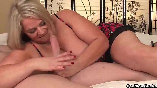 big milf mom