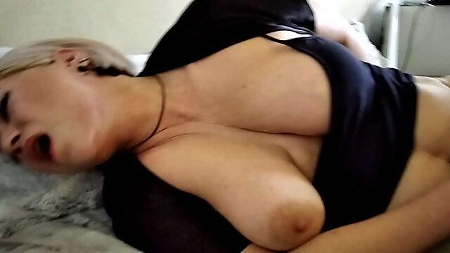 mature orgasm