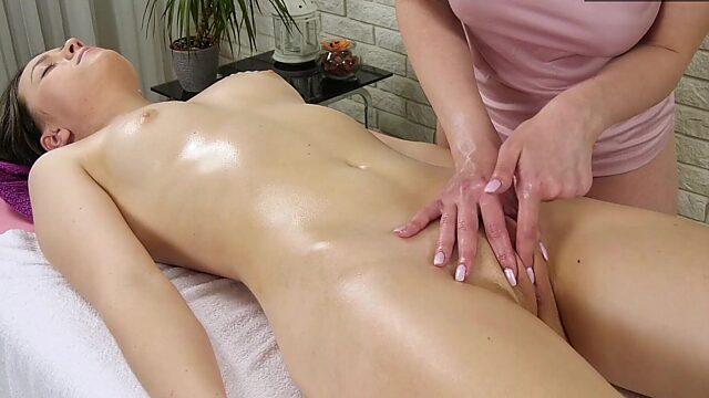 first time lesbian massage