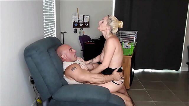 grinding orgasm