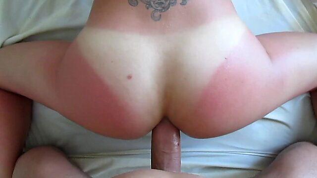 very big ass anal