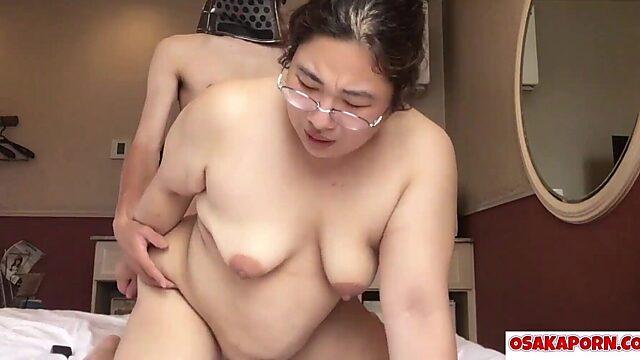 japanese bbw creampie