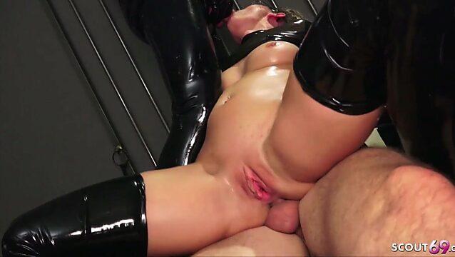 german latex anal