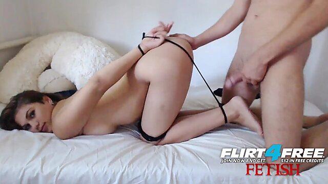 tied and fucked hard