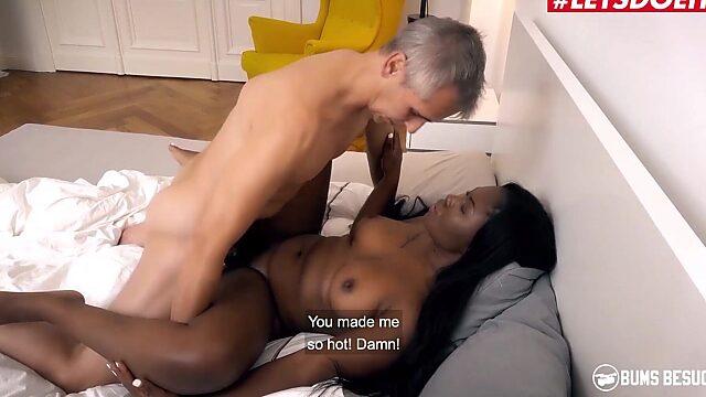 porn star fucks fan