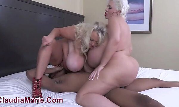 plumper threesome