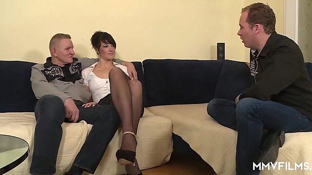 double penetration stockings