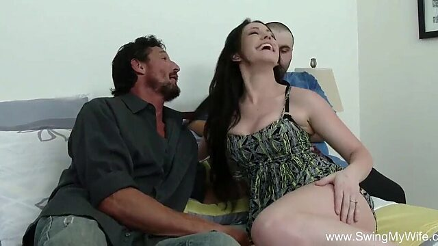 wife shared threesome