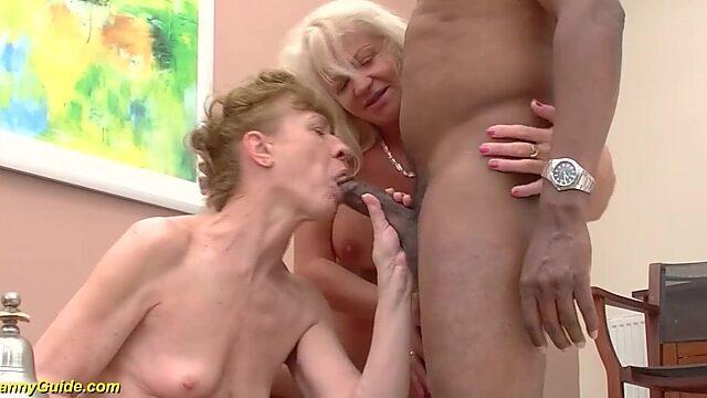 german granny anal orgy