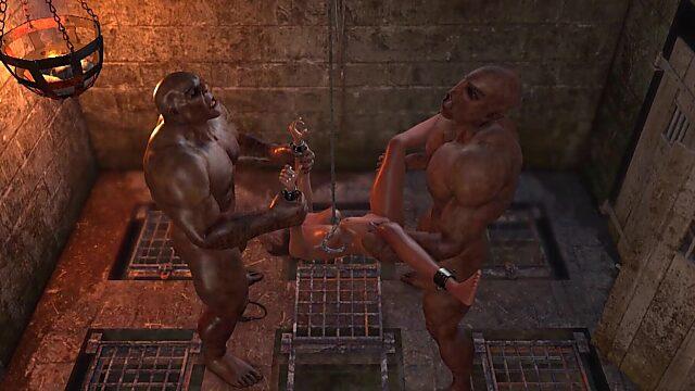 prison gangbang
