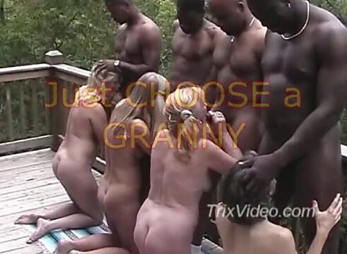 granny whore anal