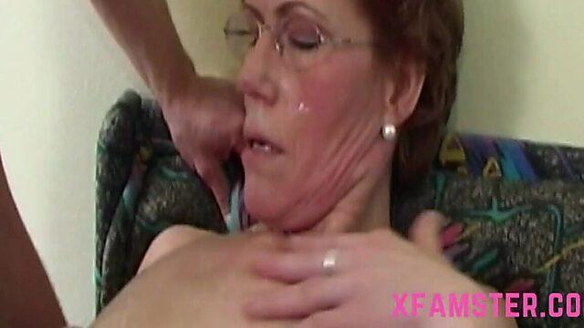 granny small cock