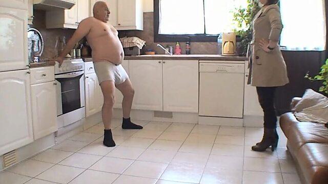 cock trample