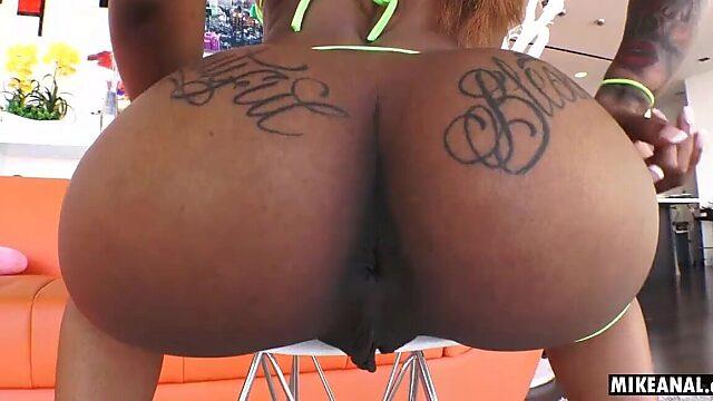 perfect black ass