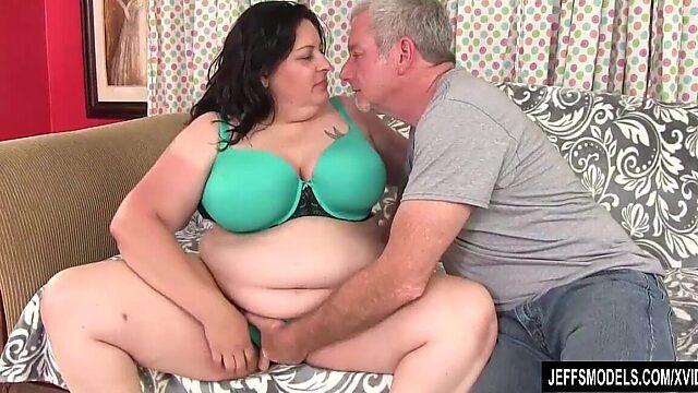 chunky anal