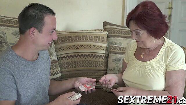 hard granny