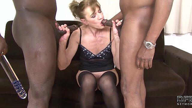 granny spanked