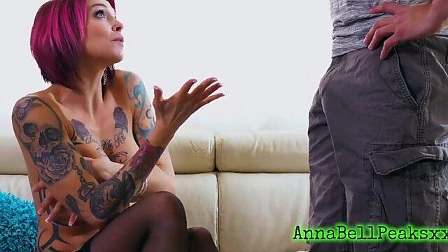 tatted big tits