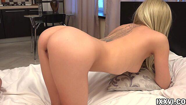 cum on my ass