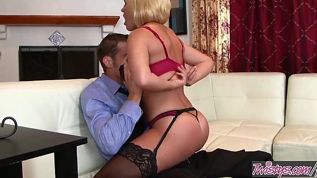 big tit sucking