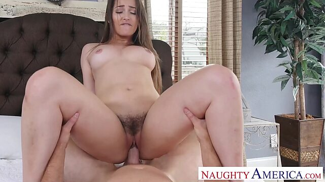 Caught Cam Slut Dani Daniels gets fucked in Hairy Pussy 4k