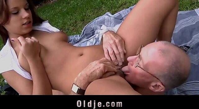 big cock olderman