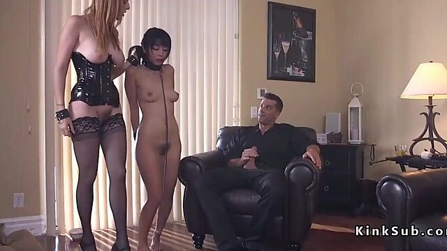 submissive asian