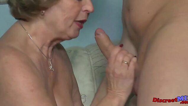 granny tits