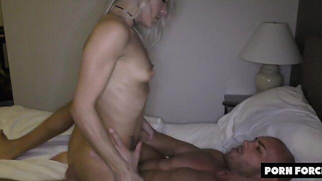 blonde milf riding