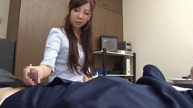 japanese stepmom