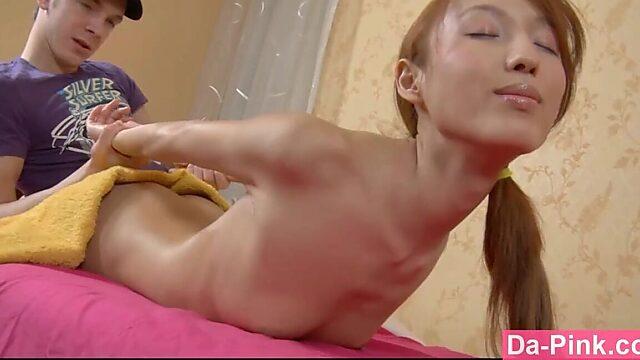 steamy massage