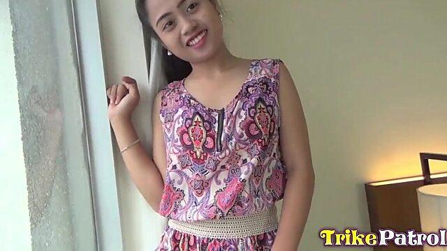 young filipina