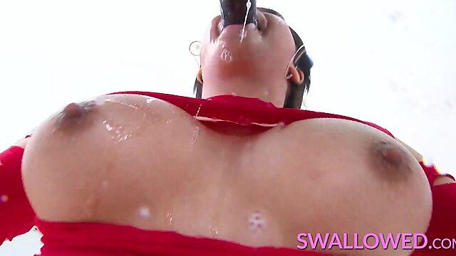 swallows cock