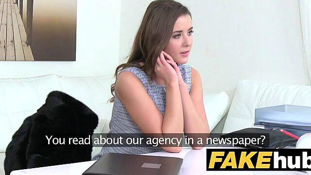 lesbian agent