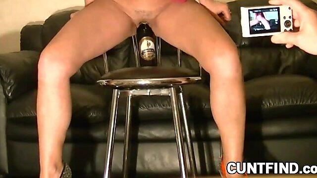 bottle insertion