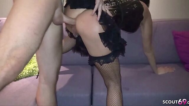 latex anal