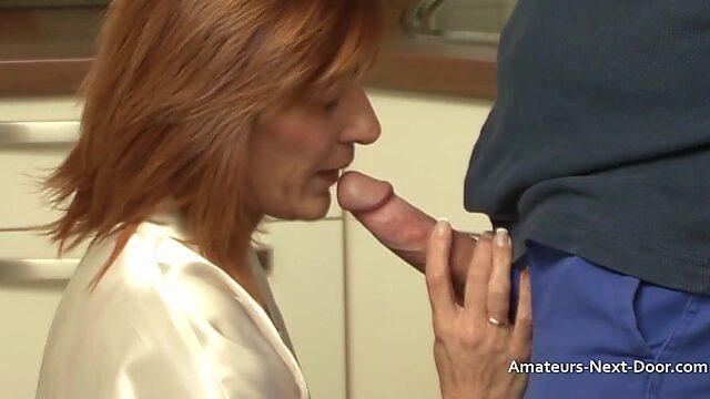 german redhead mature