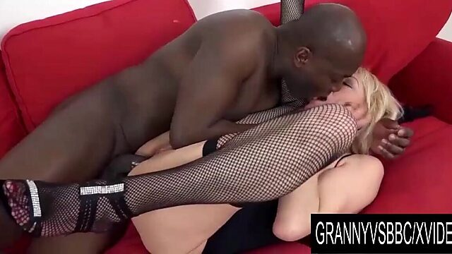 anal granny creampie